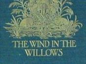 Pan depicted on the cover of The Wind in the Willows