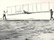 1902 Wright Brothers' Glider Tests - GPN-2002-000125