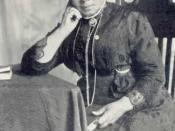 The image of American physician, Dr. Susan McKinney Stewart (1847-1918)