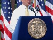 Michael Bloomberg was affiliated with Salomon Brothers before launching his own firm Bloomberg News and later becoming mayor.