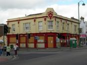 English: The Shirley Soon to be pulled down/ refurbished Pub on Shirley High Street.