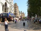 English: UCI Empire Leicester Square. UCI Empire cinema in Leicester Square, London.