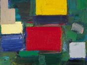 Hans Hofmann, 1959–1960, Abstract Expressionism and Geometric abstraction