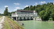 River powerplant Pullach