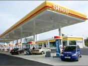 English: The Benning Road hydrogen fueling station in Washington, DC, was delayed one year because of community concerns.