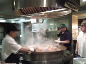 Mongolian at Pergola's on 39th