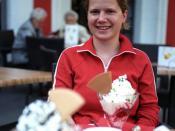 Ice cream in Halle