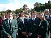 English: Photo taken by me (Kyle Bluck) at the Anzac Day parade in Silverdale, Auckland, New Zealand. Copyright.
