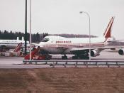 Air India 747-237B VT-EFJ