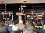 GOCI joint commissions conference M&T bank stadium