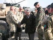 Lech Kaczyński, Afganistan 08-04-2009b