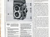 Honeywell Rollei 1965
