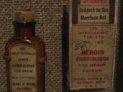 Heroin Harrison Act