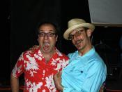Jonny Goldstein and Dan Piraro: A Screaming Good Time