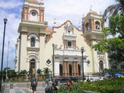 Cathedral of San Pedro Sula, Honduras
