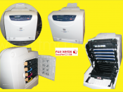 Fuji Xerox colour laser printer C1110B