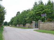 English: Cathay Nursing home, Morayshire.