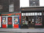 Pollocks Toy and Theatre Shop