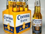 English: Mexican Beer: Corona 6-Pack