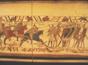 Bayeux Tapestry fragment