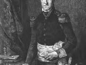 English: Lazare Carnot, a feverishly productive member of the Committee of Public Safety during the Terror. His part in raising the levée en masse probably saved the French Revolutionary armies from defeat at the hands of their numerically superior oppone
