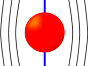 Forces acting over an object that is moving through a fluid