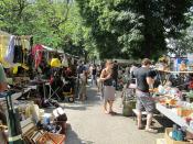 Flea Market Saturdays