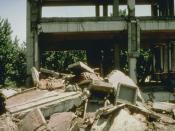 1976 Tangshan earthquake site