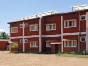 English: Photograph of Isha Home School premises