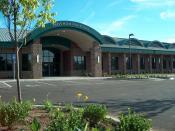 English: Sweet Home High School in Sweet Home, Oregon