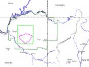 English: Navajo and Hopi reservations Deutsch: Reservate der Navajo und Hopi Français : Réserves Navajo et Hopi