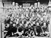 English: Japanese_soldiers_of_the_Sino_Japanese_War_1895