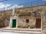 English: Barrio de las Cuevas (Illana - Guadalajara)