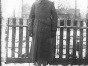 Man in military uniform n.d.