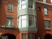 English: Phi Beta Kappa headquarters at 1606 New Hampshire Avenue, NW in the Dupont Circle neighborhood of Washington, D.C.