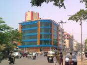 English: A Shopping Mall in the central commercial area of Jamshedpur.