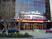 English: Edwards Cinemas Grand Palace, Houston