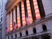 English: The New York Stock Exchange