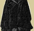 A medieval beguine and her dress