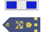 English: United States Coast Guard Chief Warrant Officer 3 insignia