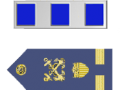 English: United States Coast Guard Chief Warrant Officer 4 insignia
