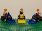 Tractors & Shovel Truck