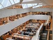 La librairie Stockmann et le café Aalto (Helsinki)