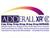 Adderall XR 15 mg capsule