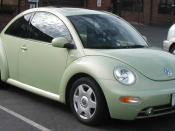 1998-2005 Volkswagen New Beetle photographed in USA. Category:Volkswagen New Beetle