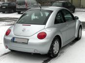 VW New Bettle