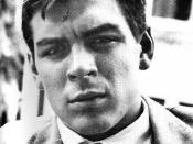 A 22 year old Ernesto Guevara in 1951 while in Argentina.