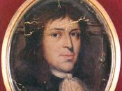 Reverend Samuel Parris (1653-1720)