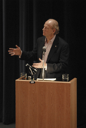 "The Parkland Institute held its 10th annual Parkland Conference at the University of Alberta titled ""Power for the People: Determining Our Energy Future"". Canadian bestselling essayist and novelist John Ralston Saul kicked off the conference wit"