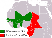 Cfa map